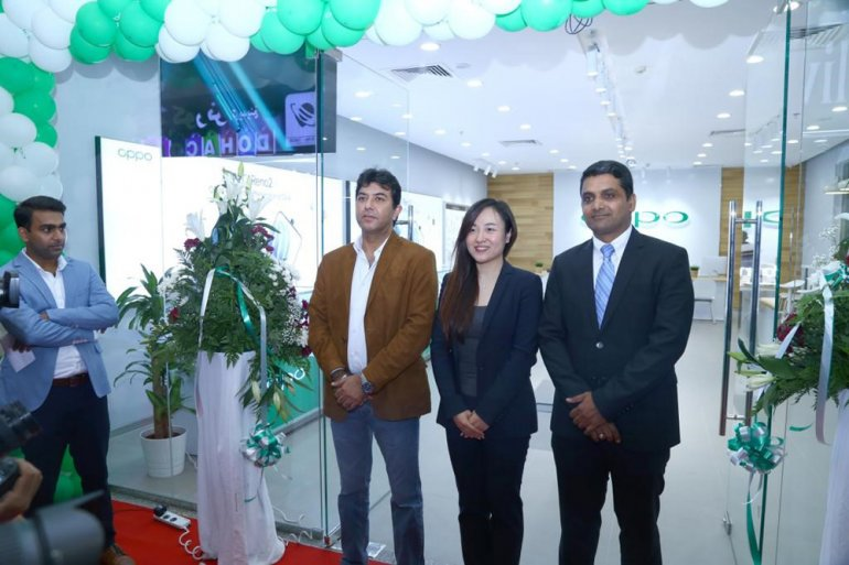 Oppo Launches First Oppo Store in Qatar