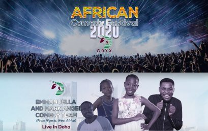 AFRICAN COMEDY FESTIVAL 2020