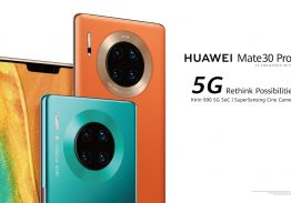 HUAWEI LAUNCHES MATE 30 PRO 5G IN QATAR