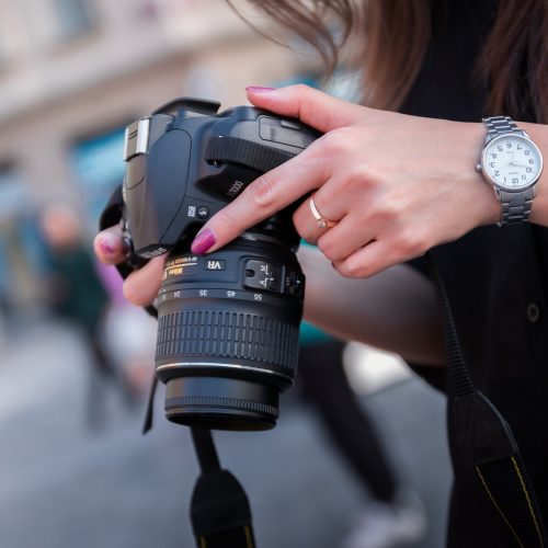 Photography and Video